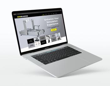 web design - Simblacks